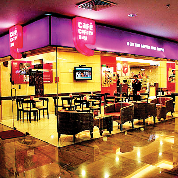 Cafe Coffee Day Enkalna