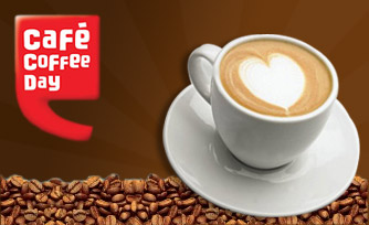 Image result for cafe Coffeeday