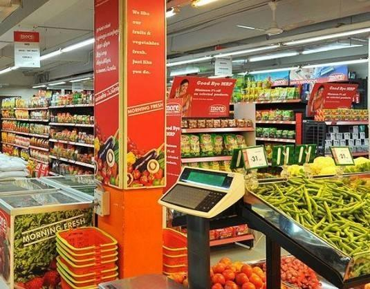 More Supermarket Enkalna