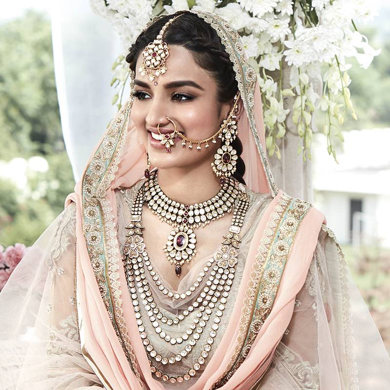Latest Indian Bridal Jewellery Designs 2018 With Price: Tanishq Jewellers