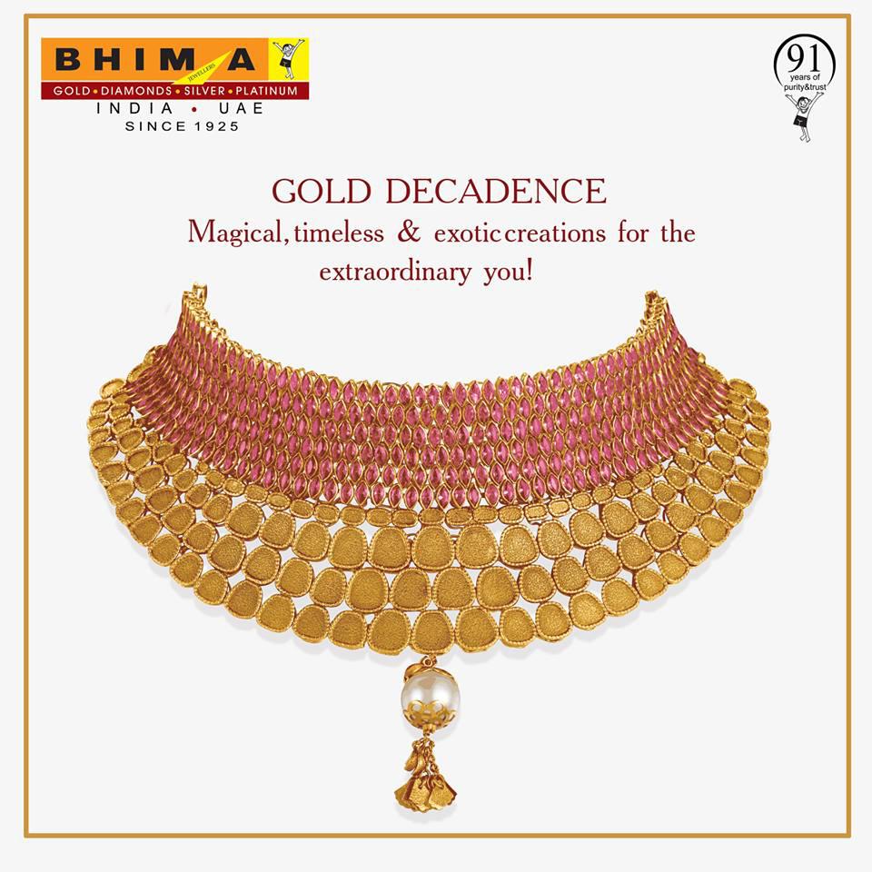 Bhima Jewellery Bands: Bhima Jewellers
