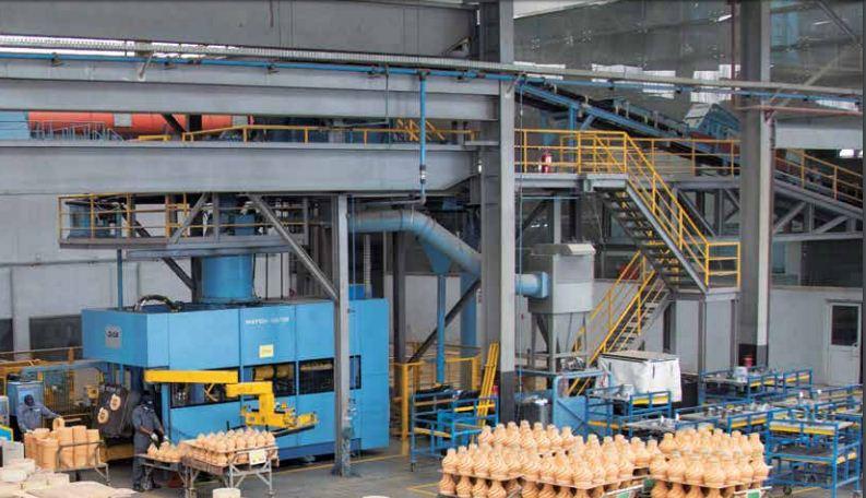 Saudi Mechanical Industries (SMI 2) Foundry – enkalna